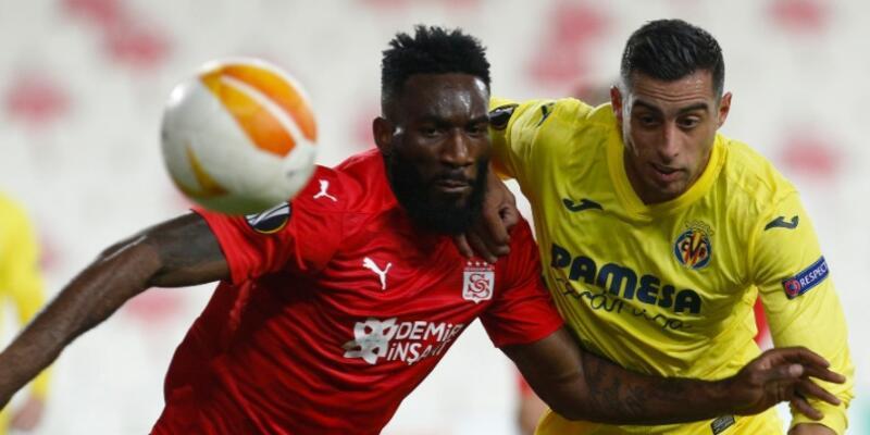 Sivasspor tek golle kaybetti