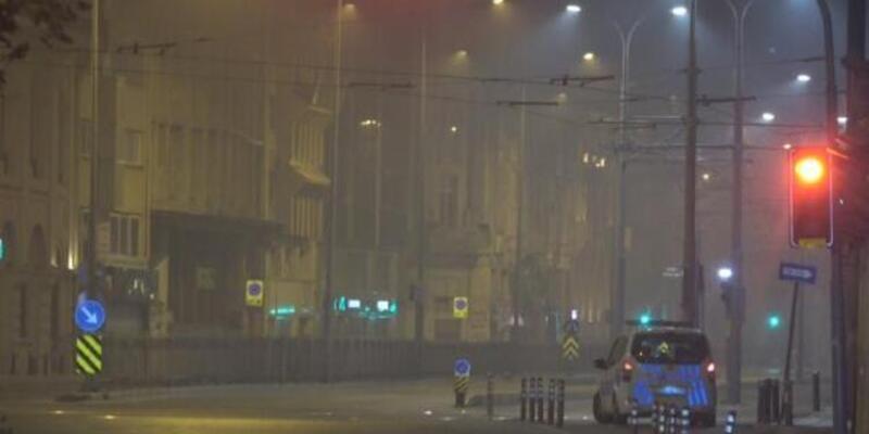 Son dakika... İzmir'de hava kirliliği 'Hassas' derecede