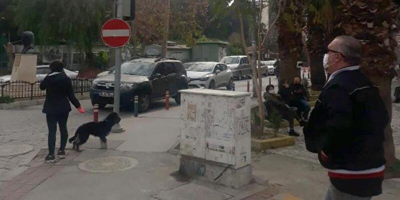 İzmir ve çevresinde hissedilen deprem