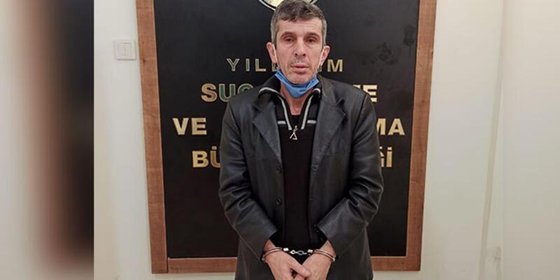 48 yıl hapis hükmü olan suç makinesi yakalandı
