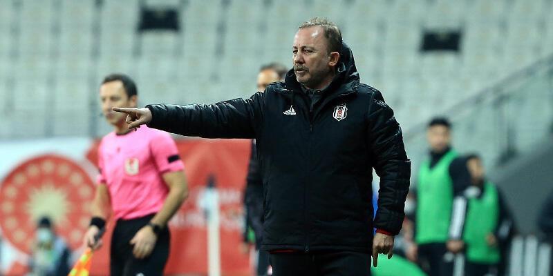 Sergen Yalçın: Kaçırdığımız 8-10 gol pozisyonu var
