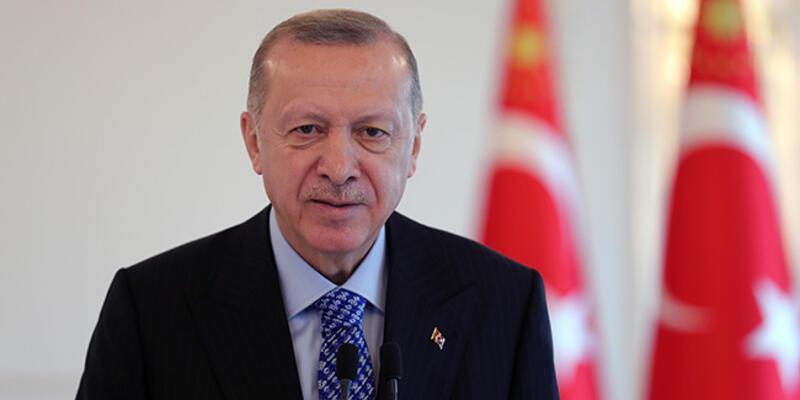 Cumhurbaşkanı Erdoğan: Hep dik durduk, sağlam durduk