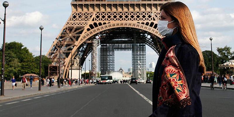 Fransa'da Kovid-19 kaynaklı ölü sayısı düşüyor