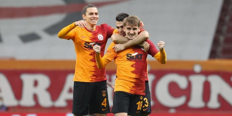 Galatasaray 3-0 Hatayspor MAÇ ÖZETİ