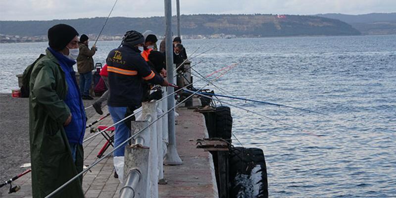 Olta balıkçılarına 3 metre kuralı