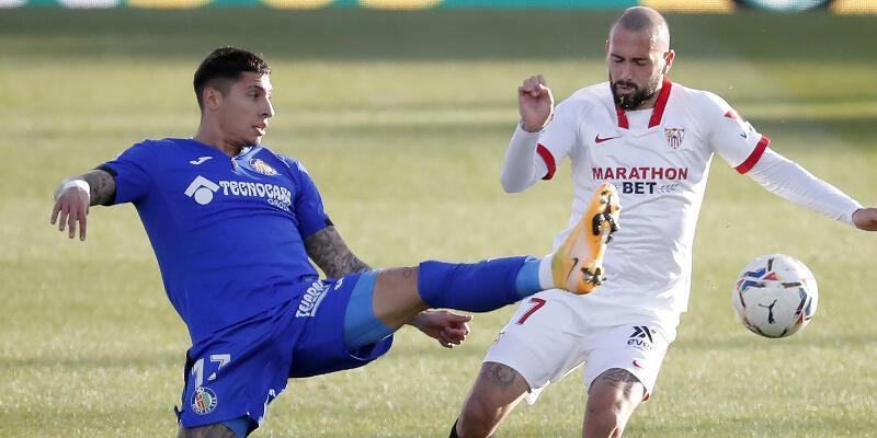 Getafe - Sevilla: 0-1