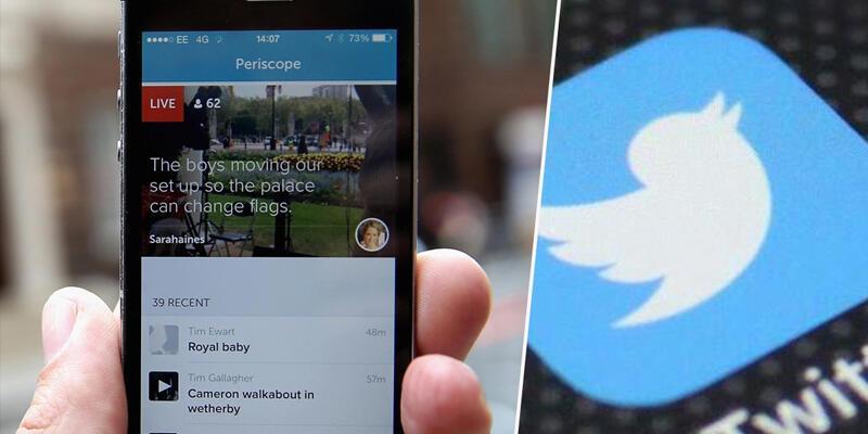 Twitter Periscope'u kapatıyor! Tarih belli oldu