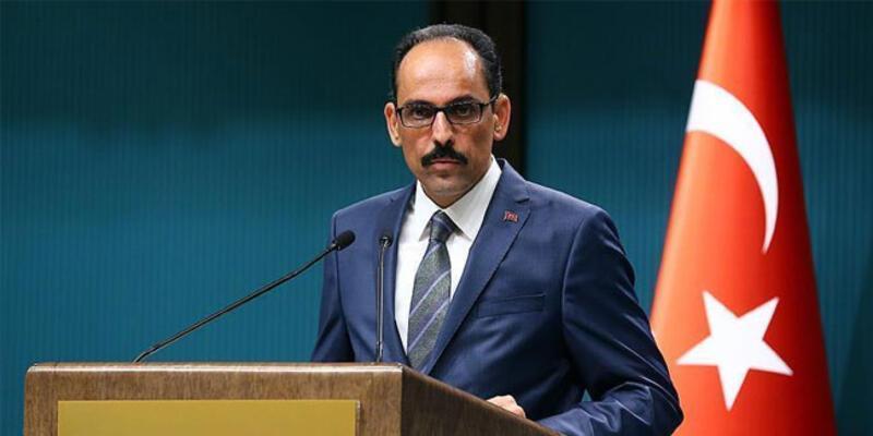 Son dakika haberi... Cumhurbaşkanlığı Sözcüsü İbrahim Kalın, AB büyükelçileri ile görüştü