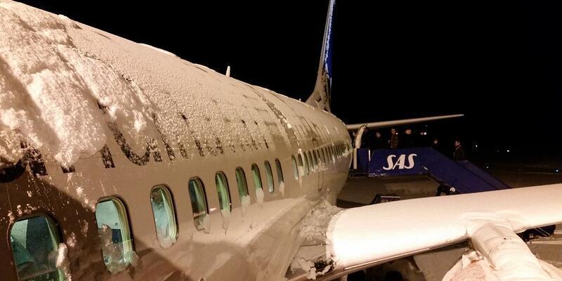 ABD'de yüzlerce uçuş iptal edildi