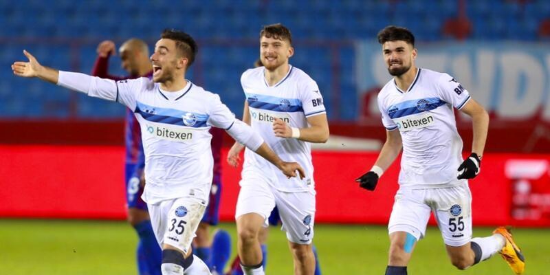 Adana Demirspor penaltılarda turladı