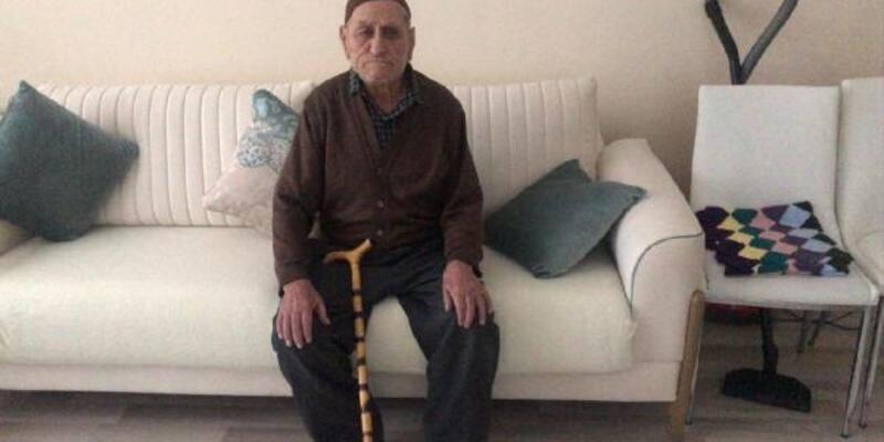 96 yaşında koronavirüsü yendi