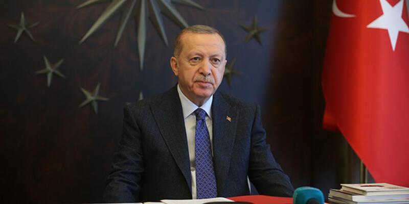 Cumhurbaşkanı Erdoğan'dan Mevlana mesajı