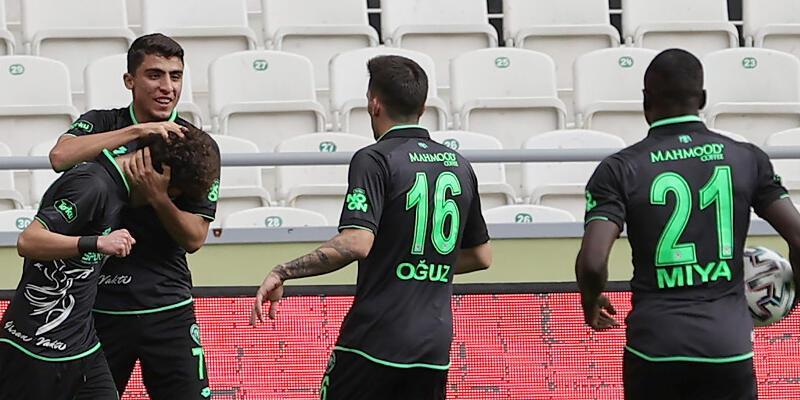 Konyaspor-Altınordu: 3-1