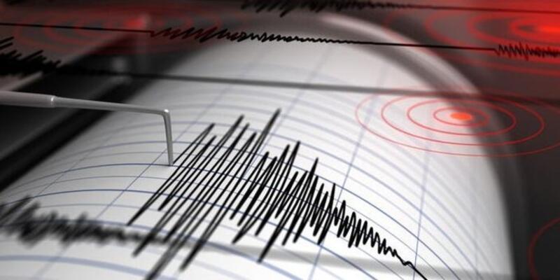 Girit Adası açıklarında 4.6 büyüklüğünde deprem
