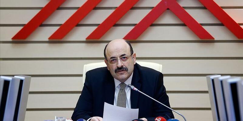 YÖK Başkanı Saraç'tan Prof. Dr. Ebubekir Sofuoğlu'nun sözlerine tepki