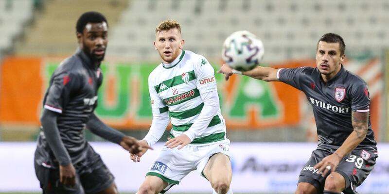Samsunspor'da futbolculara para cezası