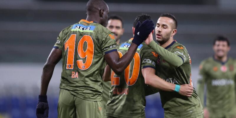 Başakşehir 7 golle turladı