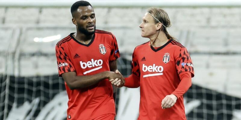 Beşiktaş 3 golle tur atladı