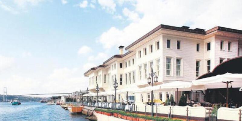 Ünal Aysal'ın sahibi olduğuLes Ottomans Hotel icradan satıldı