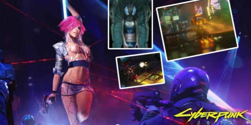 CD Projekt RED Cyberpunk 2077 için konuştu