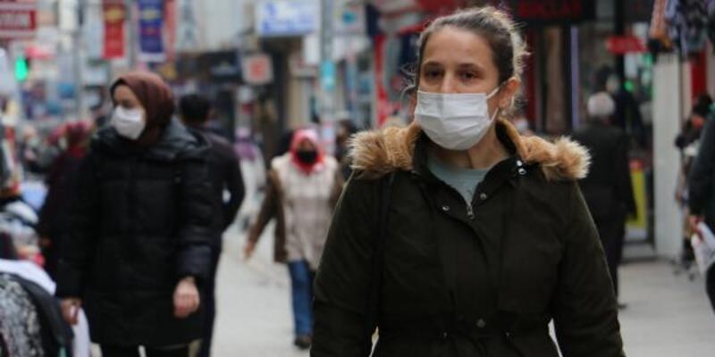 Şehirde koronavirüs vakaları yüzde 20 azaldı