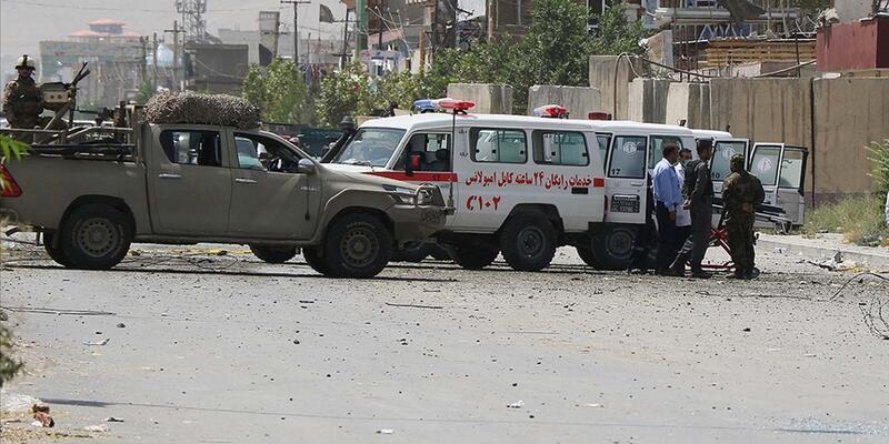 Afganistan'da bombalı saldırı: 15 sivil öldü