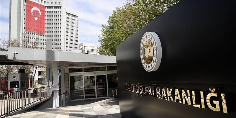 Dışişleri Bakanlığı'ndan Yunanistan'a Sebahattin Bayram tepkisi