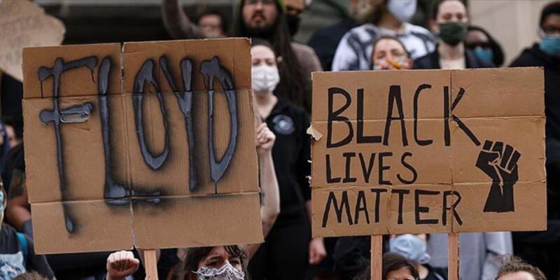 111 sayfalık rapor: Floyd gösterilerinde polis aşırı güç kullandı