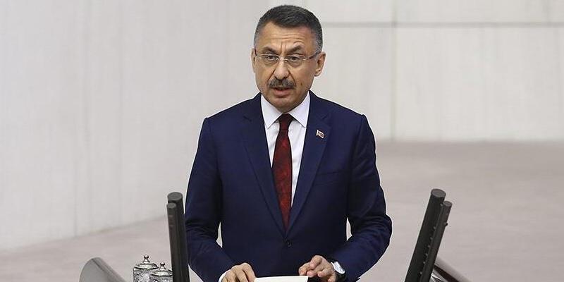 Cumhurbaşkanı Yardımcısı Oktay'dan CHP'ye sert tepki