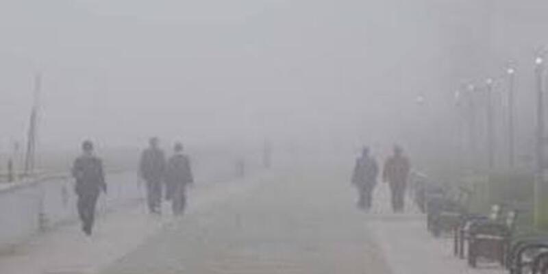 19 Aralık hava durumu: Meteoroloji'den sis ve pus uyarısı