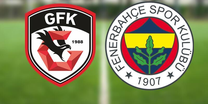 Gaziantep Fenerbahçe maçı ne zaman? Antep - FB maçı saat kaçta, hangi kanalda?