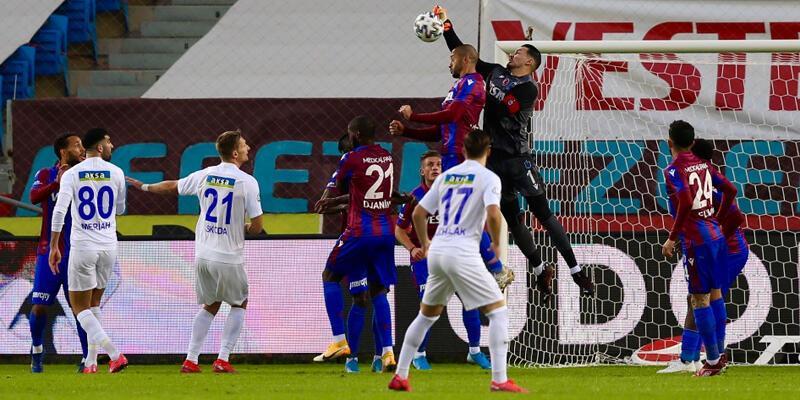 Trabzonspor - Çaykur Rizespor: 2-1