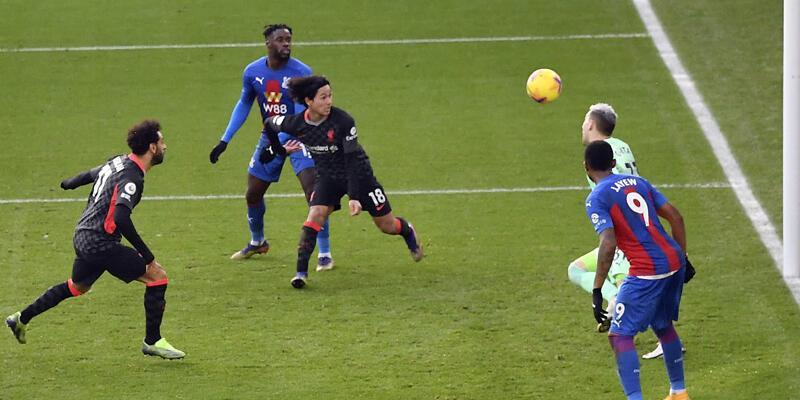 Crystal Palace - Liverpool: 0-7