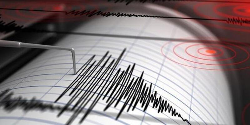 Son dakika haberi: Ege Denizi'nde 4 büyüklüğünde deprem