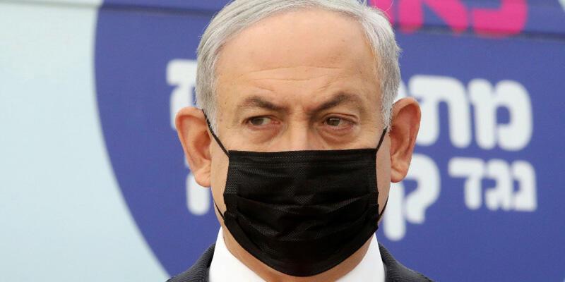 İsrail'de ilk Kovid-19 aşısı canlı yayında Başbakan Netanyahu'ya yapıldı
