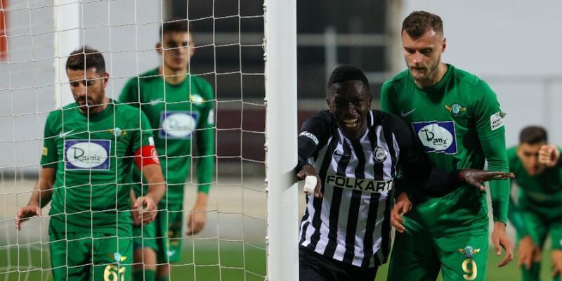 Akhisarspor'a 15 yıllık şok