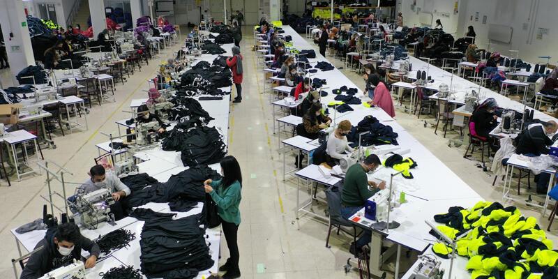 Bakan Varank: Van Tekstil Kent, rekabet gücümüzü yukarı çekecek