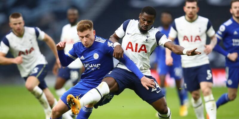 Leicester City 2-0 Tottenham