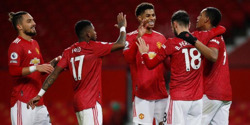 Manchester United'dan Leeds'e 6 gol