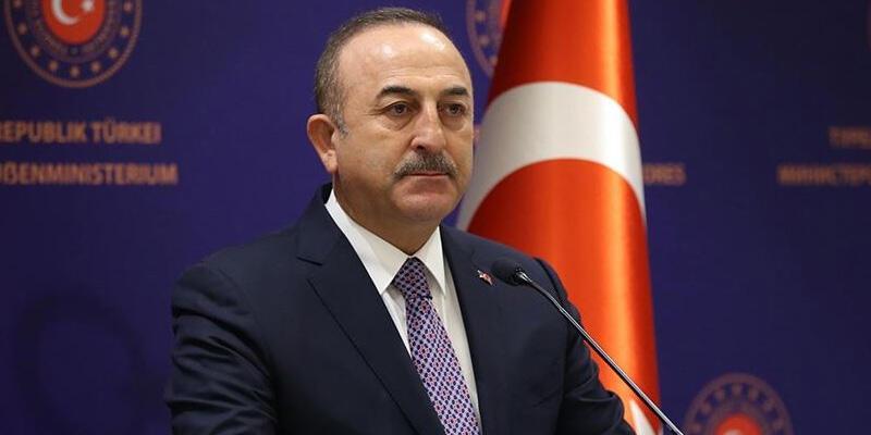 Dışişleri Bakanı Çavuşoğlu'ndan Dendias'a: Yunan halkının itibarını zedelemeyi bırak