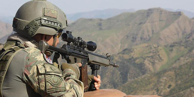 Son dakika... MSB açıkladı: 4 PKK/YPG'li terörist etkisiz hale getirildi