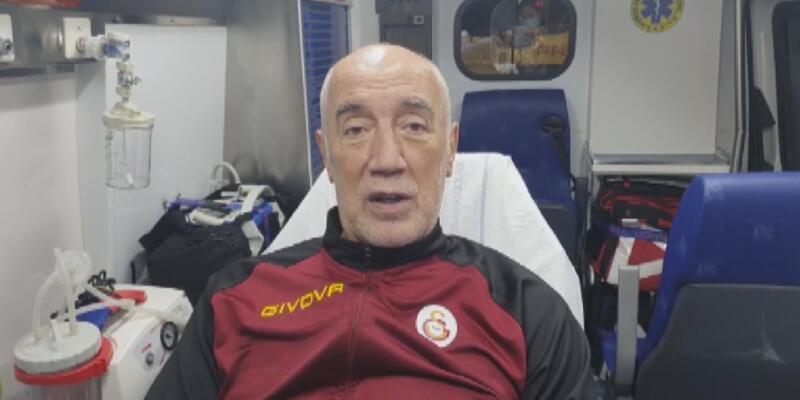 Nedim Özbey ambulans uçakla Türkiye'ye getiriliyor