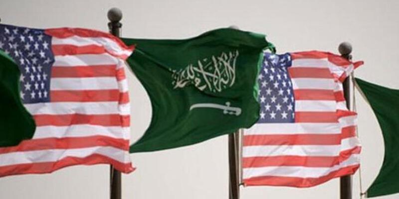 """ABD'li ve Suudi Arabistanlı yetkililer """"askeri iş birliğini"""" görüştü"""