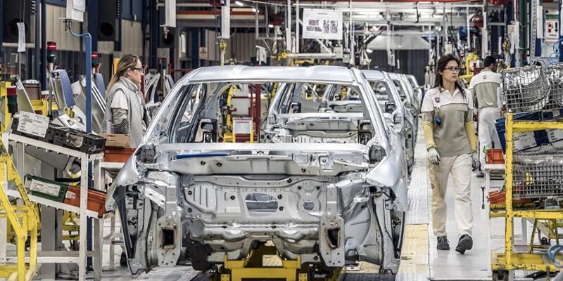 Toyota iki ülkede üretimini durduruyor