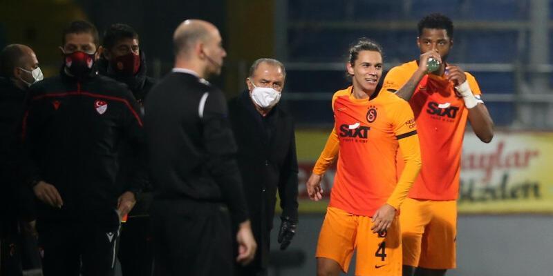 Son dakika... Trabzonspor maçı öncesi Galatasaray'da tehlike!