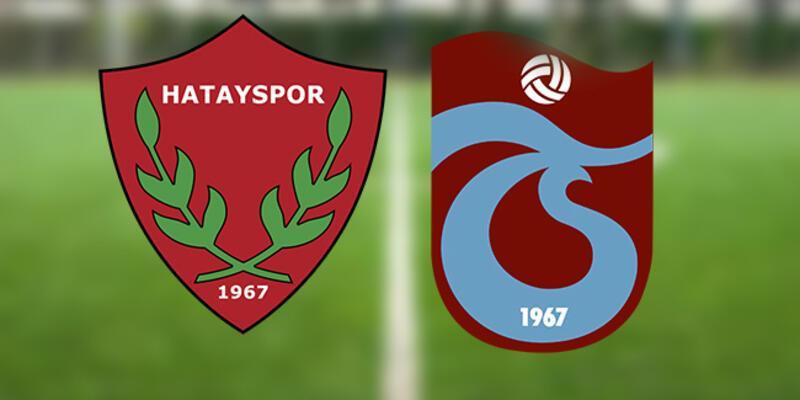 Hatayspor Trabzonspor maçı ne zaman, saat kaçta, hangi kanalda?