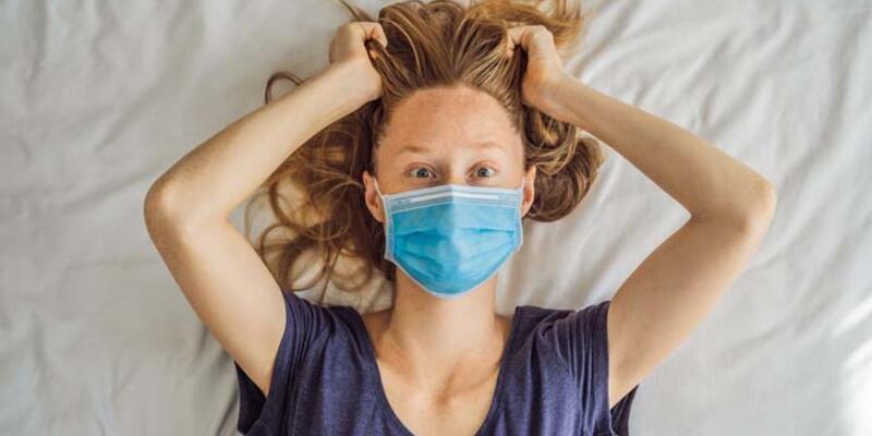 Koronavirüs psikolojimizi bozdu