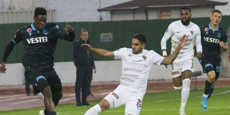 Trabzonspor Vitor Hugo ile kazandı