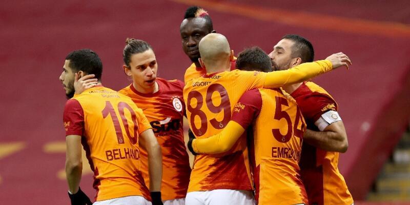 Galatasaray 3-1 Göztepe MAÇ ÖZETİ