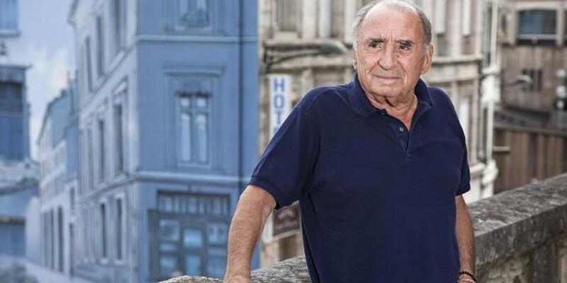 Ünlü Fransız komedyen Claude Brasseur hayatını kaybetti